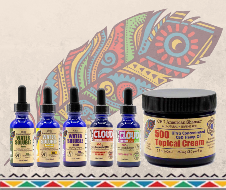 CBD American Shaman North Fort Worth